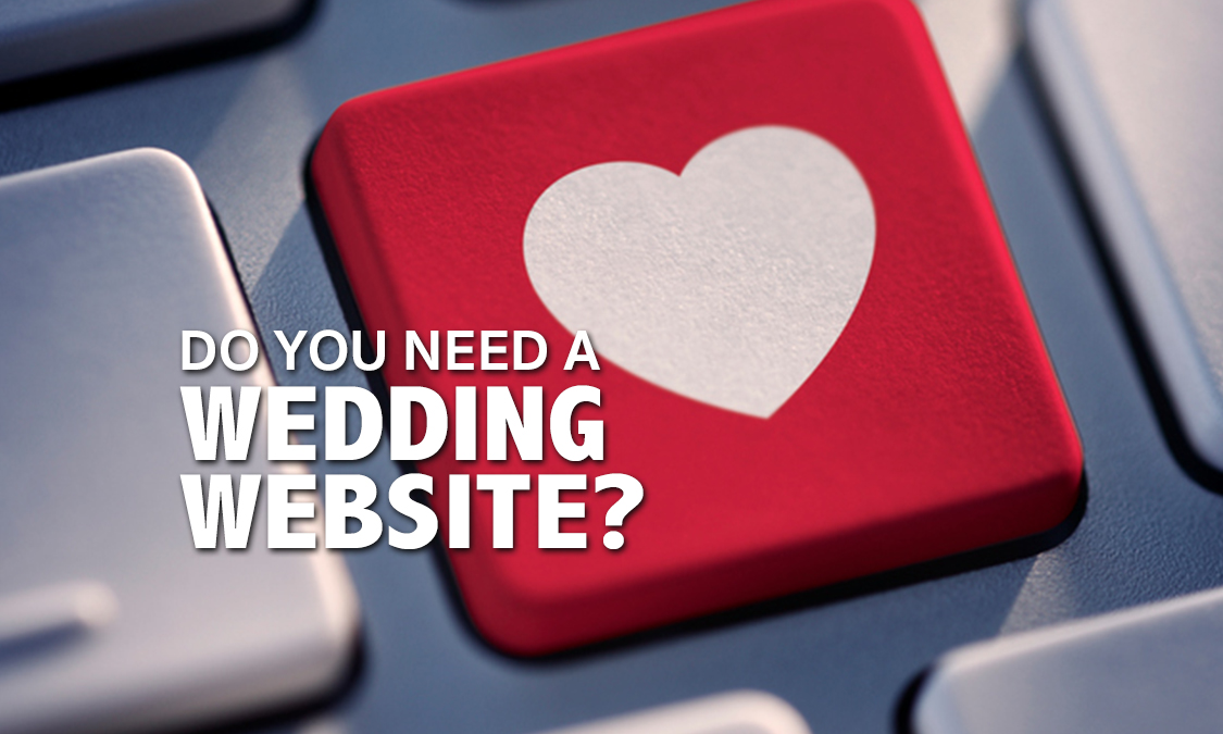 How Beneficial is a Wedding Website?