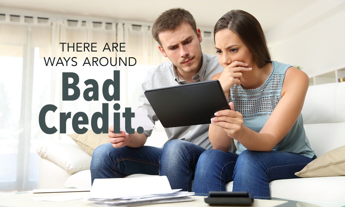 Finding Creative Solutions to Bad Credit for an Upcoming Wedding