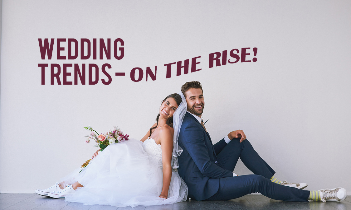 2018 Wedding Trends on the Rise